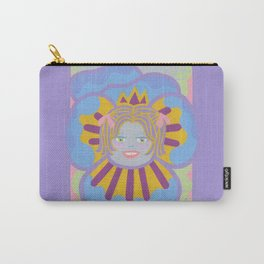 Blooming Girls - Pansy Carry-All Pouch