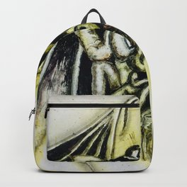 Grotesque Backpack