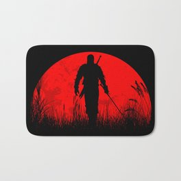 Geralt of Rivia - The Witcher Bath Mat