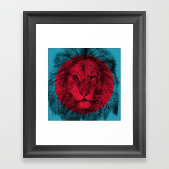 Wild 5 by Eric Fan & Garima Dhawan Framed Art Print