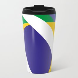 Desordem e Excesso Travel Mug