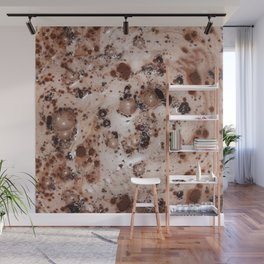 COCOA AND MILK Wall Mural