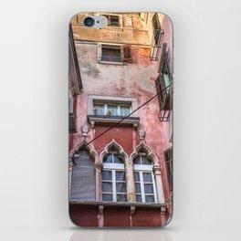 Pink Passage iPhone Skin