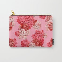 hydrangea (doubled) Carry-All Pouch