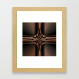 Abstract 350 Framed Art Print