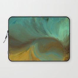Winding Skies Laptop Sleeve