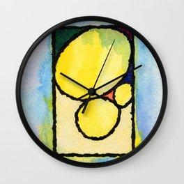 Pedras Wall Clock