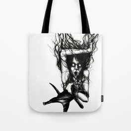 The good omen Tote Bag