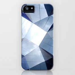 Barcelona Mirrors iPhone Case