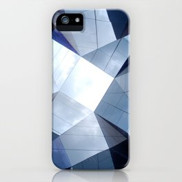 Barcelona Mirrors iPhone Case