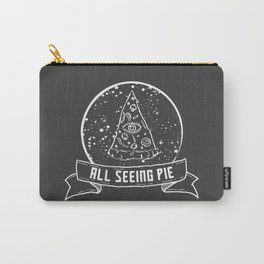 All Seeing Pie Carry-All Pouch