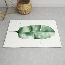 Banana Leaf no.5 Rug
