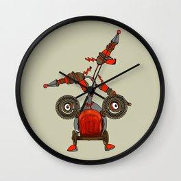 Robot № 003 Wall Clock