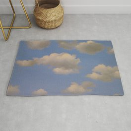 Clouds Surrealism Rug