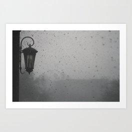 Monsoon Season Art Print