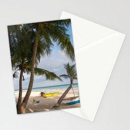 Bantayan Island, Cebu, Philippines Stationery Cards
