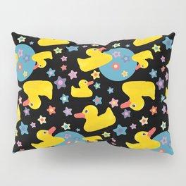 Rubber Duckies Pillow Sham