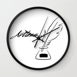 Artless Wall Clock