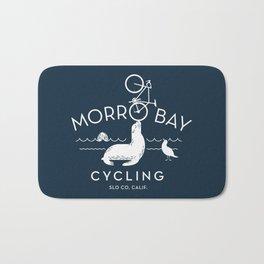 Morro Bay Cycling Bath Mat