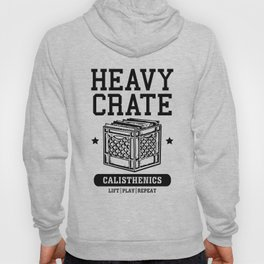 Audio Calisthenics Hoody