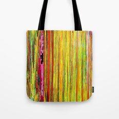 Pixelated Joy Tote Bag