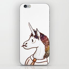 Doctor Unicorn iPhone Skin