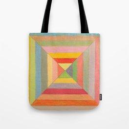 God's Eye Pattern Tote Bag