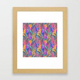 Tropic Exotic Framed Art Print