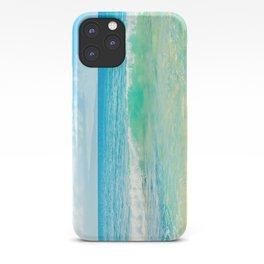 Ocean Blue Beach Dreams iPhone Case