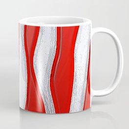 No Stars and All Stripes Coffee Mug
