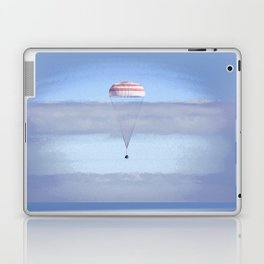 The vital importance of equilibrium glide on reentry Laptop & iPad Skin