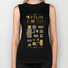 Film is not dead  Biker Tank