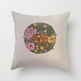 Squee Throw Pillow