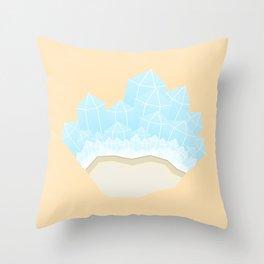 Celestine I Throw Pillow
