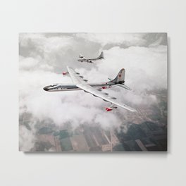 Convair Crusader - Nuclear Powered Bomber - 1955 Metal Print