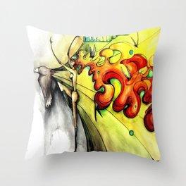 Mascotto Throw Pillow
