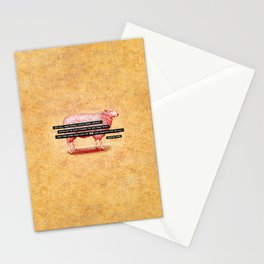 Like Sheep Stationery Cards