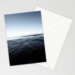 Landscape Photography | Ocean | Sea | Travel | Adventure | Water | Horizon | Beautiful Sunset  Stationery Cards