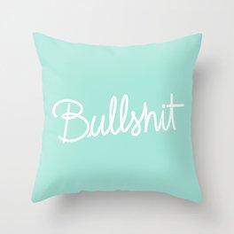 Bull v.1 Throw Pillow