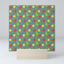Fruits Pattern Mini Art Print