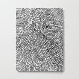 Aimless Metal Print