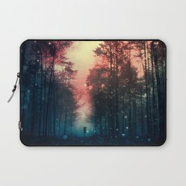 Magical Forest II Laptop Sleeve