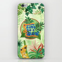 Medilludesign Ecotherapy Jungle iPhone Skin