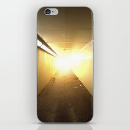 Light at the End of the Tunnel iPhone Skin