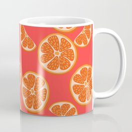 Orange slices Coffee Mug