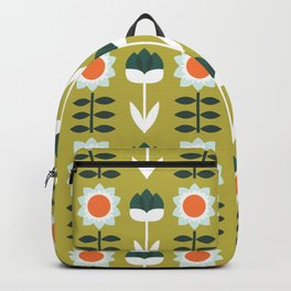 Set Sun Olive Backpack