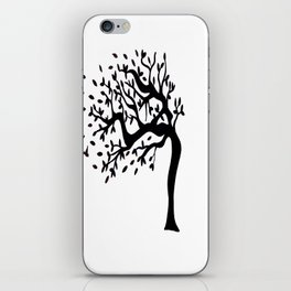 Tree Birds x2 iPhone Skin