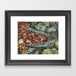 Flourish Framed Art Print