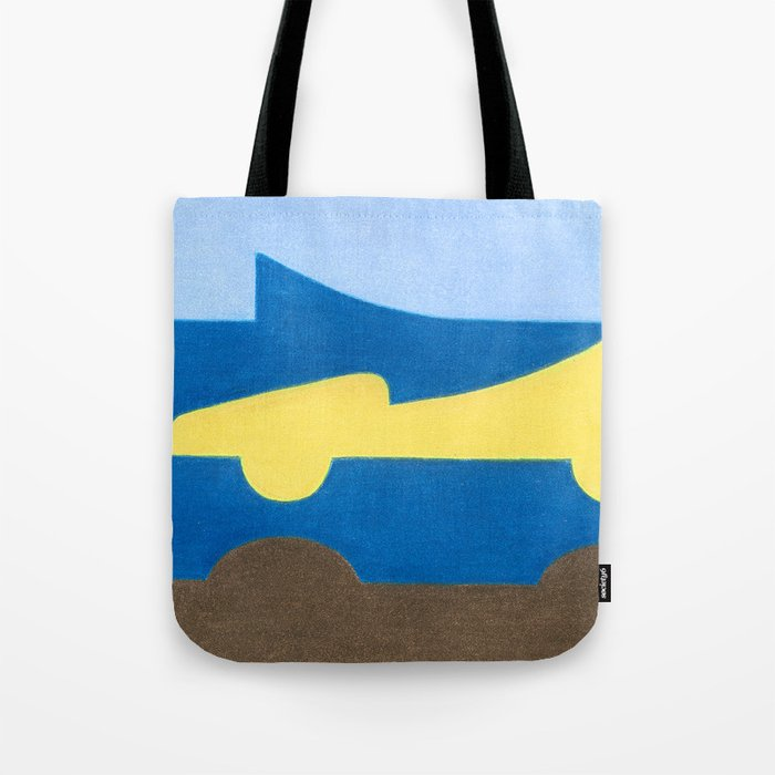The Nose Tote Bag