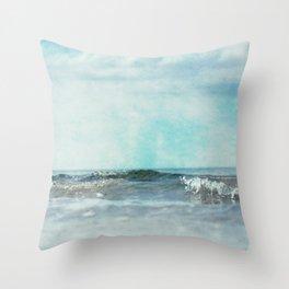 Ocean 2236 Throw Pillow